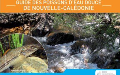 Parution : Guide des Poissons d'Eau Douce de Nouvelle-Calédonie – Edition DAVAR [mars 2017]