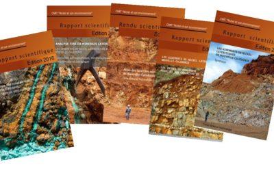 Télécharger les 5 volumes sur «Les gisements de nickel latéritiques de Nouvelle-Calédonie» – Le 11/07/2017