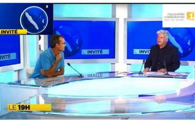 PRESSE : NCTV 1ère INVITE DU JOUR Matthieu Le Corre (Univ. de la Réunion) – le 19/08/2015