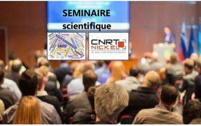 SEMINAIRE SCIENTIFIQUE- vendredi 14/11/2014 à 14h en salle 2, centre IRD de Nouméa