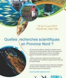 Livret blanc de synthèse et recommandations issues du séminaire organisé à Poindimié en juin 2013