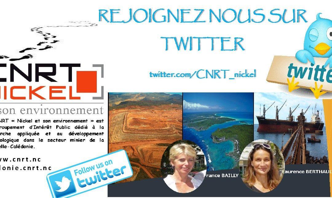 CNRT : rejoignez-nous sur TWITTER
