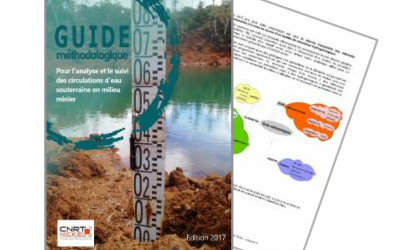 Télécharger le Guide méthodologique pour l'analyse et les suici des circulations d'eau souterraine en milieu minier issu du projet HYPERK «HYdrogéologie des PERidotites Karstifiées de Nouvelle-Calédonie » – Edition 2017