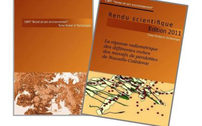 1 RAPPORT lié au Projet RADIOMETRIE : Étude de la réponse radiométriquedes différentes roches des massifsde péridotites de Nouvelle-Calédonie