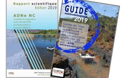 2 RAPPORTS liés au Projet ADNE NC : Faisabilité de l'application de la méthode ADN environnemental en Nouvelle-Calédonie – Edition 2019