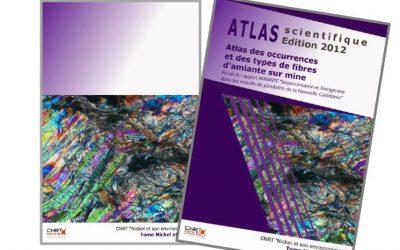 Atlas des occurrences et des types de fibres d'amiante sur mine  lié au Projet AMIANTE ENVIRONNEMENTAL