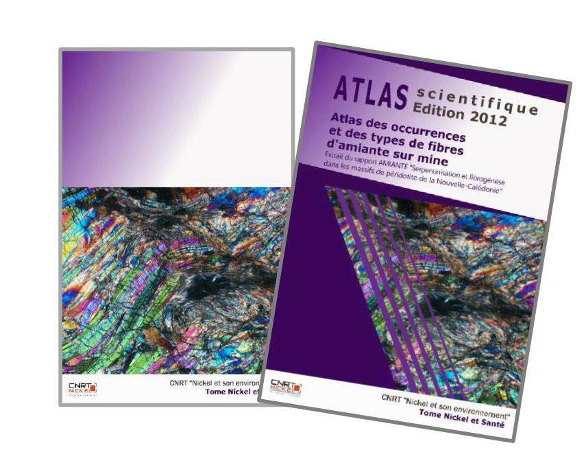 1 RAPPORT lié au Projet AMIANTE ENVIRONNEMENTAL : Atlas des occurrences et des types de fibres d'amiante sur mine
