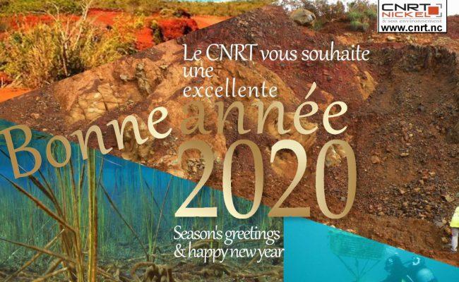 TOUS NOS VOEUX pour 2020