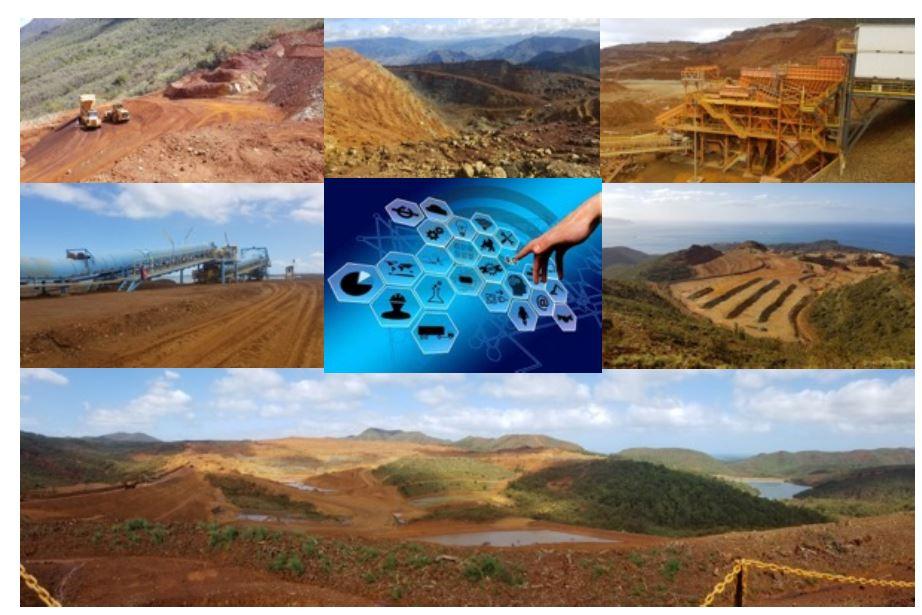 MINE DU FUTUR : Rapport Portrait des compétences numériques des personnels de l'industrie minière en Nouvelle-Calédonie- 04/2020