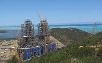 Les travaux de l'Institut national des mines inspirent le secteur minier de la Nouvelle-Calédonie [10/09/2020]