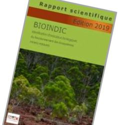 1 RAPPORTS lié au Projet BIOINDIC  Identification d'indicateurs biologiques du fonctionnement des écosystèmes miniers restaurés» – Edition 2019