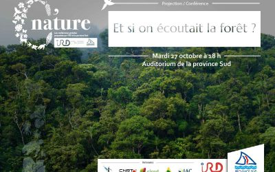 INVITATION à la CONFERENCE C NATURE « Et si on écoutait la forêt » Le 27/10/20 à 18h