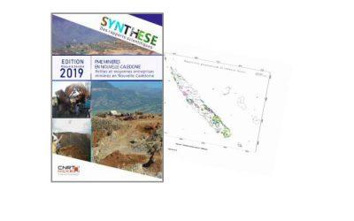 Synthèse scientifique du projet PME MINIERES EN NOUVELLE-CALEDONIE – Edition 2019