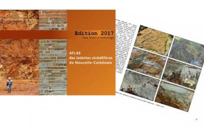 Atlas des latérites nickélifères de Nouvelle-Calédonie – Edition 2017