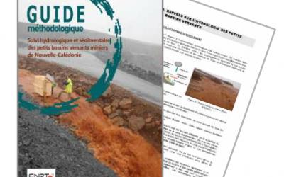 Guide méthodologique liés au Projet Suivi hyrdologique et sédimentaire des petits bassins versants miniers de Nouvelle-Calédonie – Edition 2015