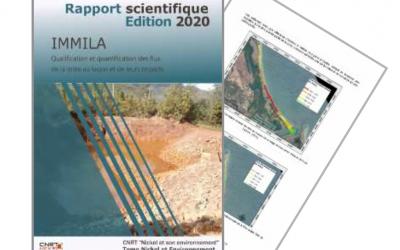 Rapport scientifique lié au projet IMMILA de la mine au lagon – Edition 2020